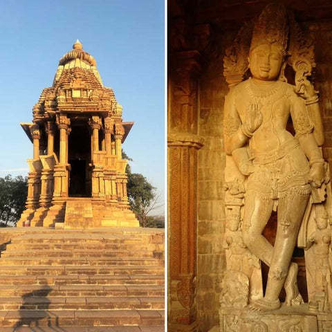 Khajuraho 2Nights 3Days- A Unesco Heritage Site
