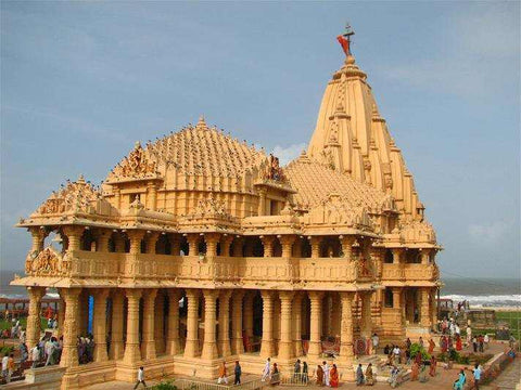 Dwarka and Somnath Tour Package From Hyderabad 2 Nights 3 Days