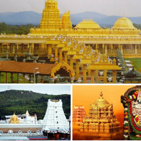 TIRUPATI Tour packages from Hyderabad 2 NIGHTS 3 DAYS