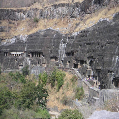 AJANTA ELLORA TOUR PACKAGES FOR 2 NIGHTS 3 DAYS - HERITAGE INDIA