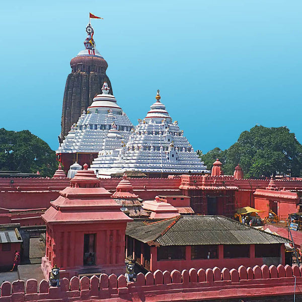 BHUBANESWAR PURI KONARK 3 NIGHTS 4 DAYS FROM HYDERABAD