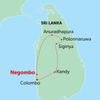 SRI LANKA UNFORGETTABLE HONEYMOON TOUR FROM HYDERABAD FOR 4 NIGHTS 5 DAYS