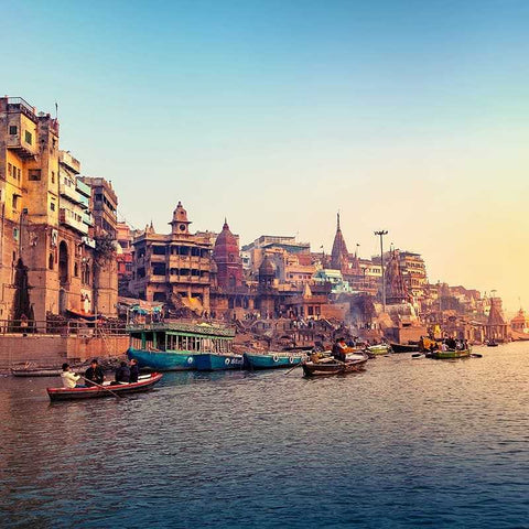 Hyderabad to Varanasi, Prayagraj & Ayodhya Tour Package