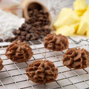 Lowrey Coffee Butter Cookies