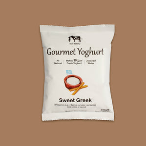 GOURMET NEW ZEALAND YOGHURT POWDER Sweet Greek