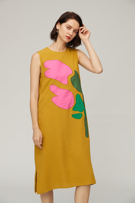 Tulip Chai Dress by Ja.Socha