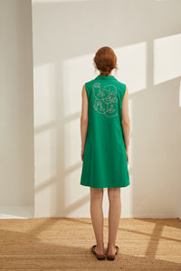 Jade Dress by Ja.Socha