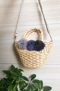PomPom Bag by Dieu