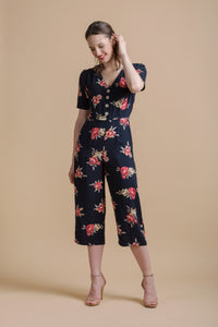 Alexa Jumpsuit by Rengé