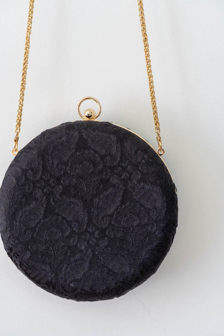 Brocade Clutch by Triple L S