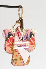 Load image into Gallery viewer, Kimono Girl Keychain by Triple L S