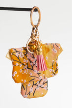 Load image into Gallery viewer, Cherry Blossoms Kimono Keychain by Triple L S