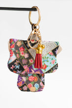 Load image into Gallery viewer, Flower Fields Kimono Keychain by Triple L S