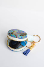 Load image into Gallery viewer, Phoenix Macaron Pouch by Triple L S