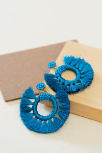 [NEW] Mirzapur Earrings from the Sarus Collection