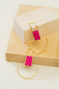 [NEW] Barsana Earrings from the Sarus Collection
