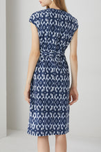 Load image into Gallery viewer, Ikat Kurtas Dress by Ja.Socha