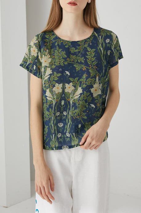 Lily Garden Top by Ja.Socha