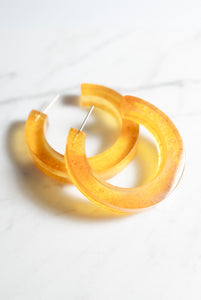 [New] Dayla Turmeric Earrings by Oaksva
