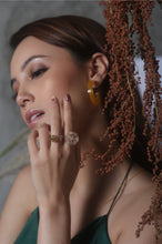Load image into Gallery viewer, [New] Dayla Turmeric Earrings by Oaksva