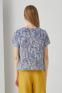 Dot Line Top by Ja.Socha
