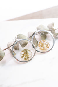 Maghi Parsley Earrings by Oaksva