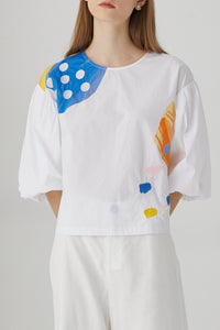 [NEW] Artsy Top by Ja.Socha