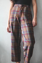 Load image into Gallery viewer, Tartan Trousers by Tees & Scissors