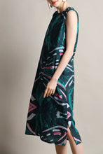 Load image into Gallery viewer, Urban Jungle Dress by Ja.Socha