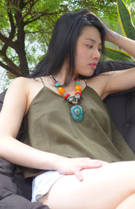 Sunrise Necklace by Pasang