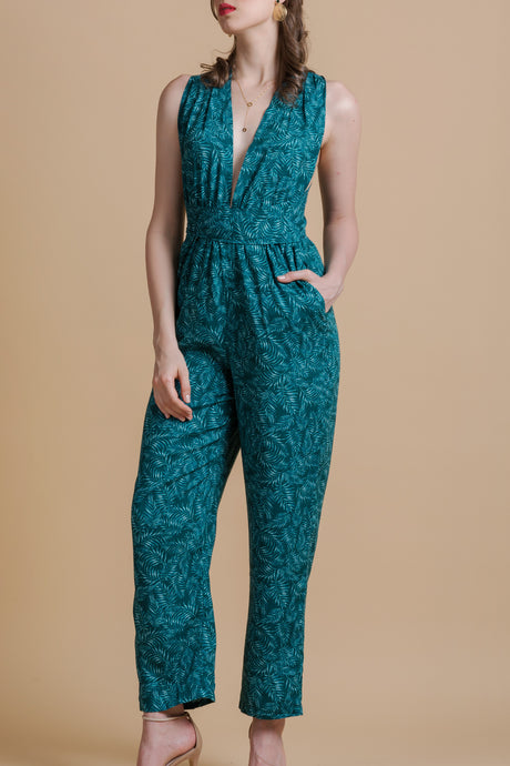 Willow Jumpsuit by Rengé