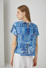 Load image into Gallery viewer, Ikat Top by Ja.Socha