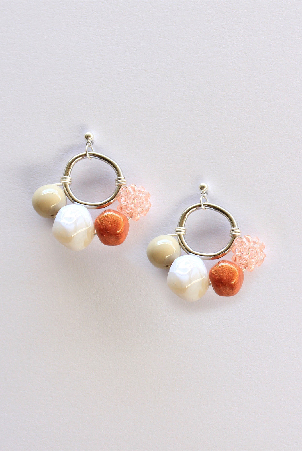 Fredie Hoop Earrings by Tsunja