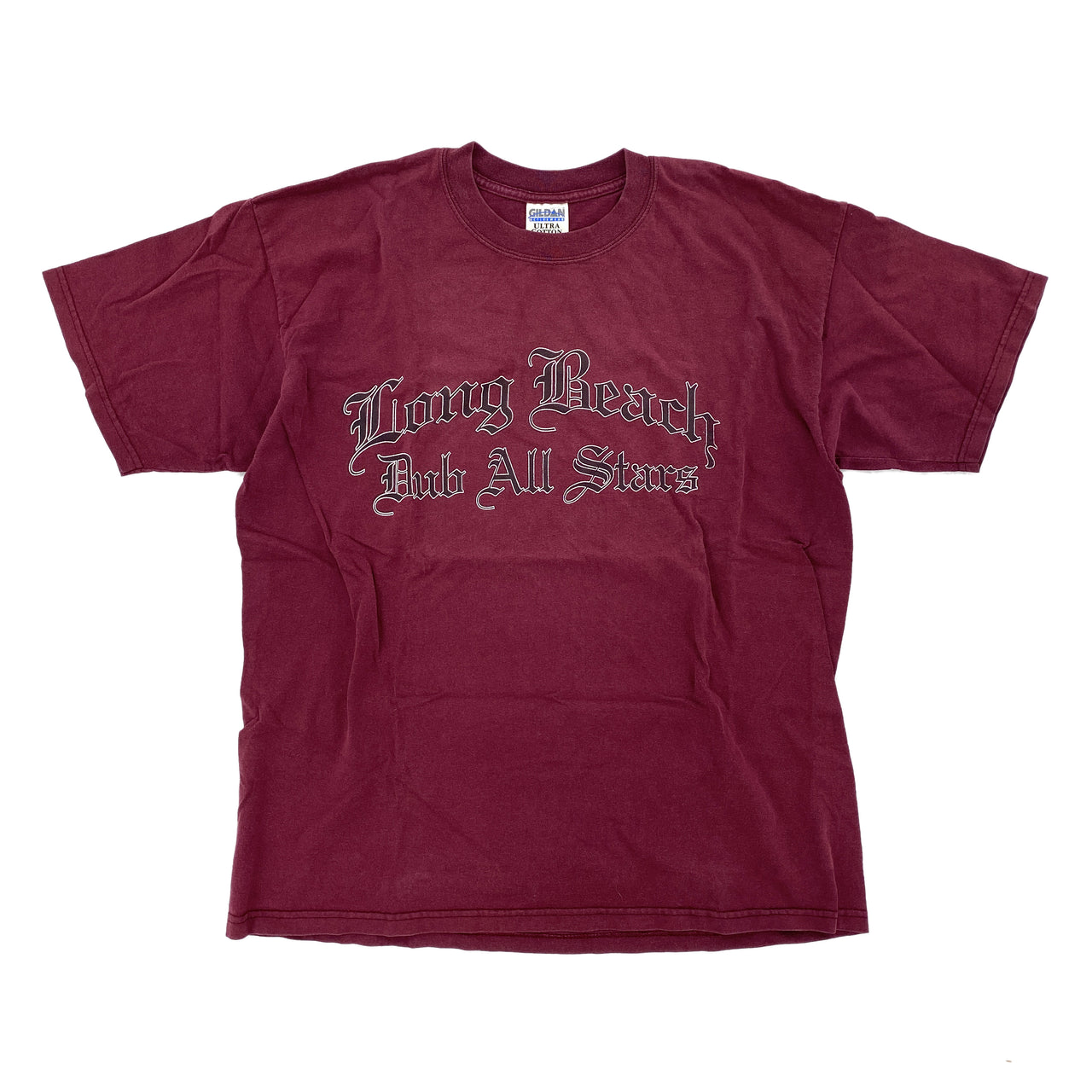 2001 LONG BEACH DUB ALLSTARS 'PROMO' TEE