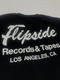 1970's FLIPSIDE 'RECORDS & TAPES' TEE
