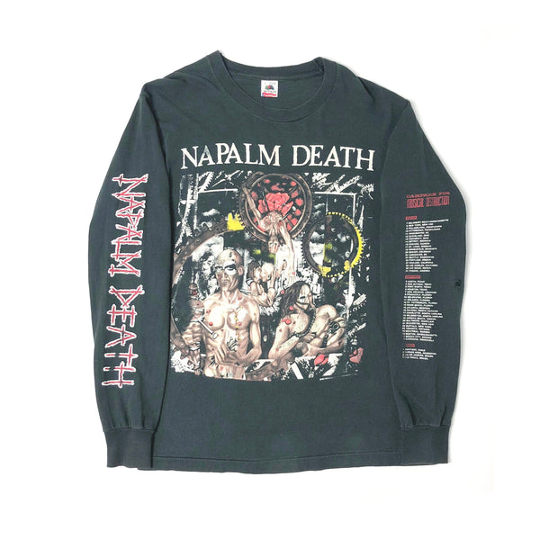 1992 NAPALM DEATH 'MUSICAL DESTRUCTION'