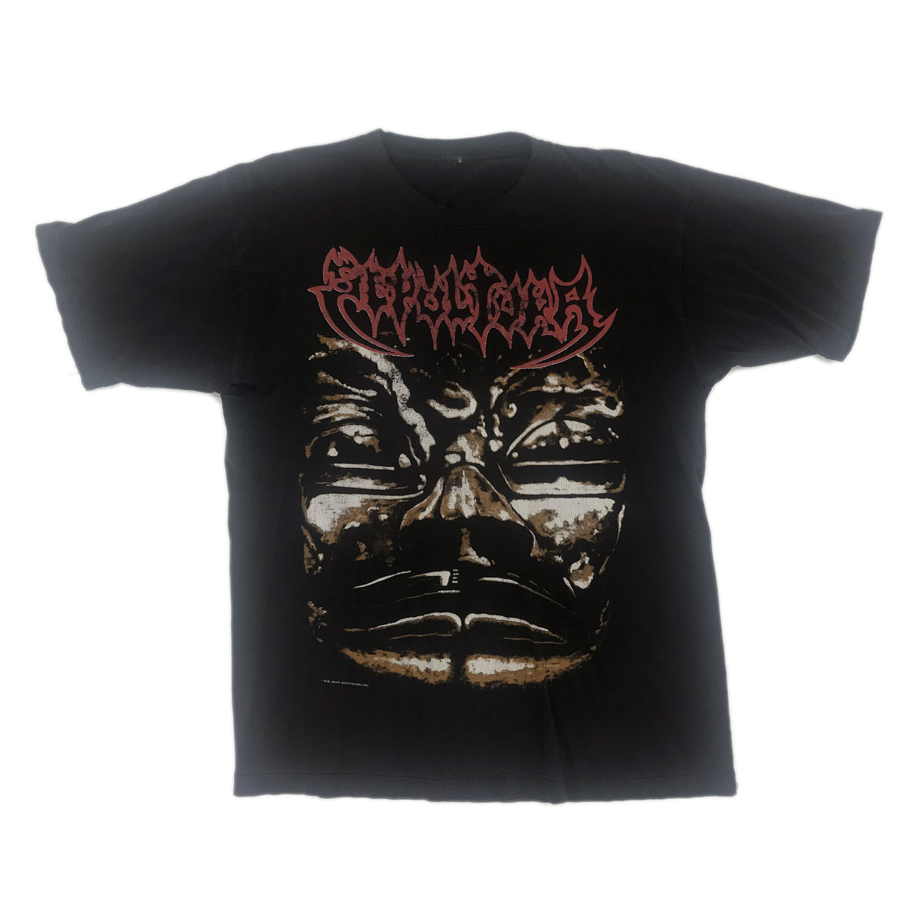 1992 SEPULTURA 'THIRD WORLD POSSE' TOUR TEE