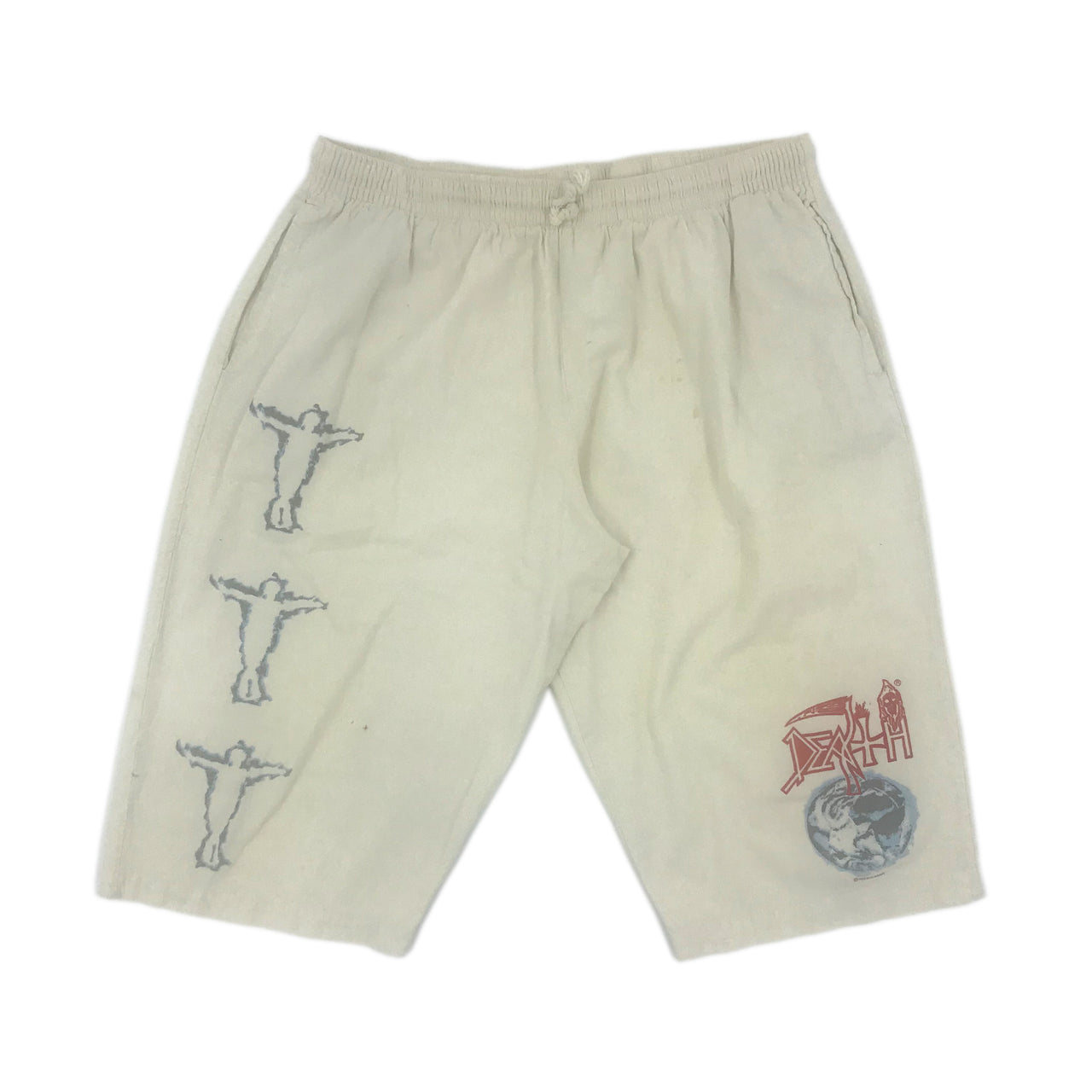 1993 Death 'Individual Thought Patterns' Shorts