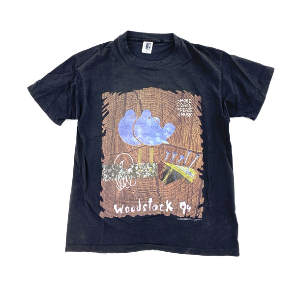 1994 WOODSTOCK TOUR TEE