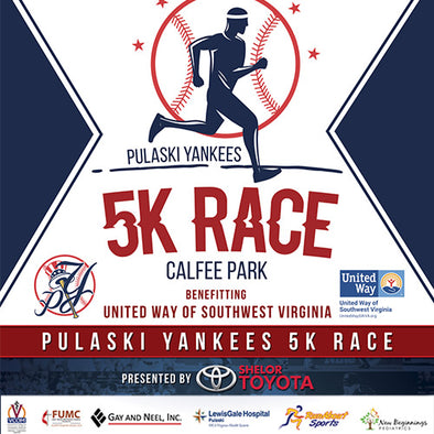 Pulaski Yankees 5K Registration
