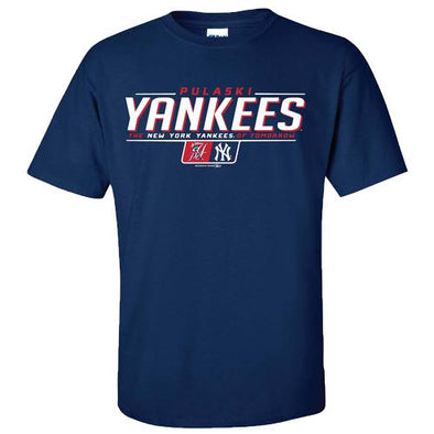 Pulaski Yankees New York Yankees of Tomorrow T-Shirt