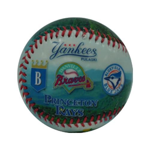 Pulaski Yankees Appalachian League Souvenir Ball