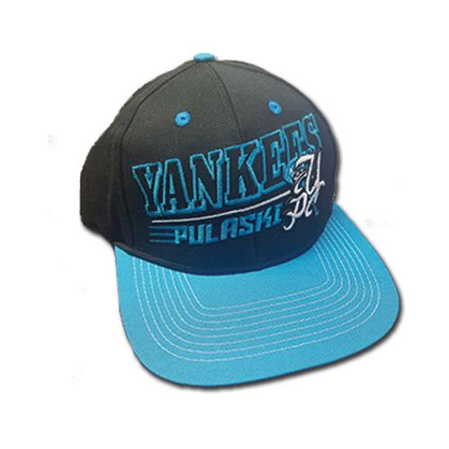 Pulaski Yankees Youth Pulaski Yankees Blue/Black Cap