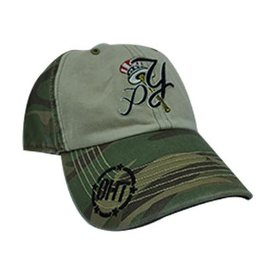 Pulaski Yankees Operation Hat Trick Cap