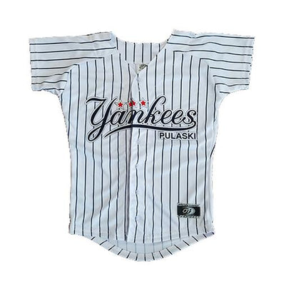 Pulaski Yankees Replica Women's Jersey
