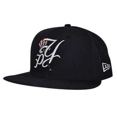 Pulaski Yankees Home On-Field Cap