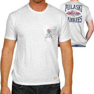 Pulaski Yankees Pocket T-Shirt