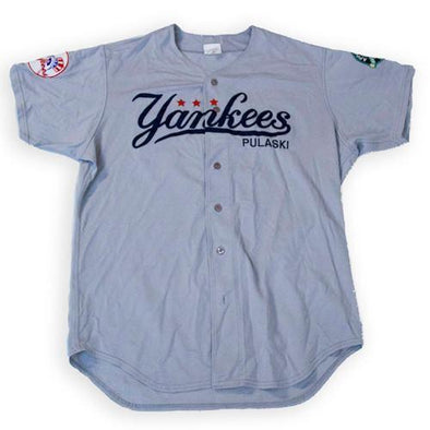 Pulaski Yankees Away Jersey