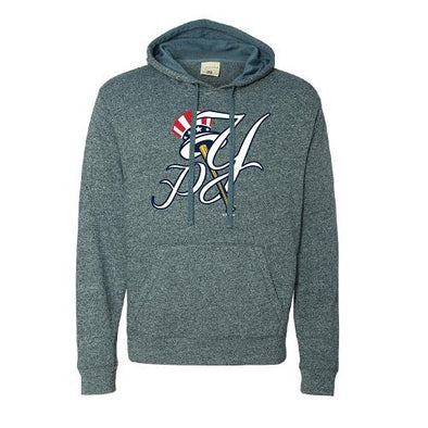 Pulaski Yankees Vintage Hooded Sweatshirt