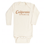 California Dreaming - Bodysuit & Tee